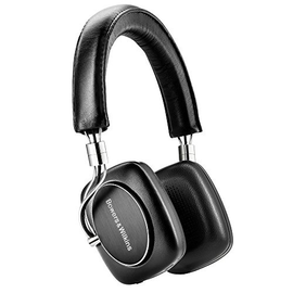 Bowers & Wilkins Bowers & Wilkins P5 Wired Mobile Headphones Black ALL SALES FINAL - NO REFUNDS OR EXCHANGES