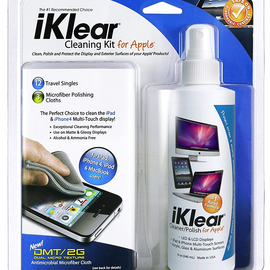 iKlear iKlear Cleaning Kit 8 oz. (WSL)