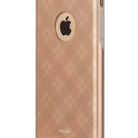 Moshi Moshi iGlaze Case for iPhone 6 Plus/6s Plus Tartan Rose