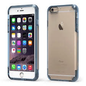 Pure Gear Pure Gear Slim Shell Pro Case for iPhone 6s/6 Plus Clear/Blue