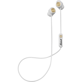 Marshall Marshall Minor II In Ear Bluetooth Headphones White (No returns once opened for In-Ear devices)