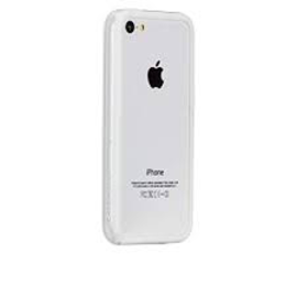 Case-Mate Case-Mate Hula Case for iPhone 5c White (WSL)