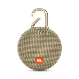 JBL JBL Clip 3 Waterproof Bluetooth Speaker Desert Sand