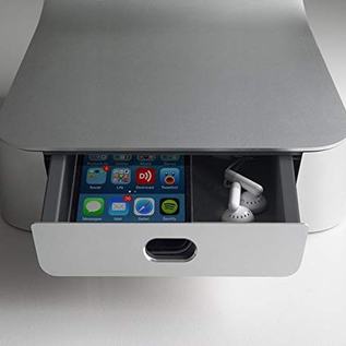 """Rain Design Rain Design mBase Elevating Stand for iMac 21"""" ONLY silver"""