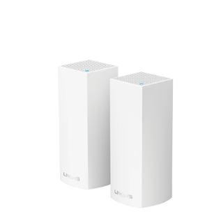 Linksys Linksys Velop 6-antenna Whole Home Mesh Wi-Fi System (Pack of 2) White