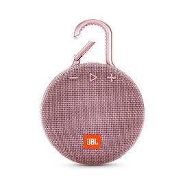 JBL JBL Clip 3 Waterproof Bluetooth Speaker Dusty Pink