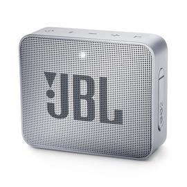 JBL JBL GO2 Waterproof Bluetooth Speaker Ash Gray