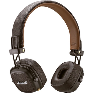 Marshall Marshall Major III On Ear Bluetooth Headphones Brown