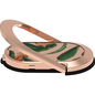 Candywirez Candywirez Magnetic Oval Ring Stand for Phone cases - Rose Gold Leaf