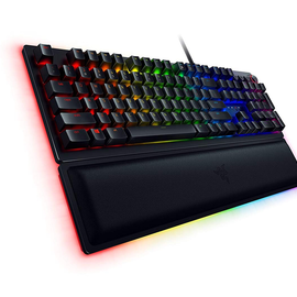 Razer Razer Huntsman Elite Keyboard USB Razer Purple Black