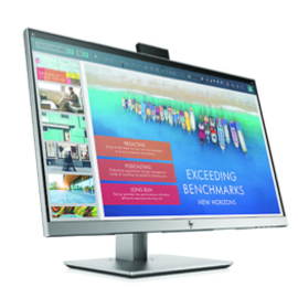 HP HP EliteDisplay E243d 23.8-inch Docking Monitor - 1920 x 1080, integrated webcam, HDMI, USB-C, VGA, 3 year warranty