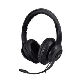 V7 V7 Premium Over-ear Stereo Headset with Boom Mic 3.5mm & USB