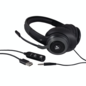 V7 V7 Premium Over-ear Stereo Headset with Boom Mic 3.5mm & USB