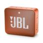 JBL JBL GO2 Waterproof Bluetooth Speaker Coral Orange