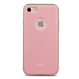 Moshi Moshi iGlaze Case for iPhone 8/7 Blush Pink