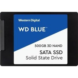Western Digital Western Digital Blue 3D NAND 500GB SSD Internal Hard Drive (SATA/600) 2.5-inch 560 MB/s