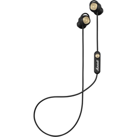 Marshall Marshall Minor II In Ear Bluetooth Headphones Black (No returns once opened for In-Ear devices)