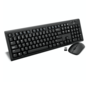 V7 V7 Wireless Keyboard and Mouse Combo - Black (NOT COMPATIBLE WITH APPLE)