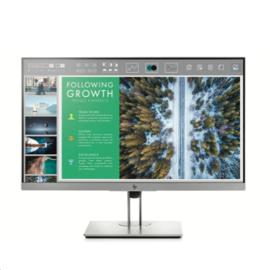 HP HP EliteDisplay E243 23.8-inch Monitor - 1920 x 1080, DisplayPort, HDMI, VGA, 3 year warranty