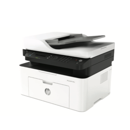 HP HP LaserJet MFP 137fnw Black & White Multifunction Laser Printer, up to 20ppm, 1 year warranty