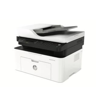 HP HP LaserJet MFP 137fnw Black & White Multifunction Laser Printer, up to 20ppm, 1 year warranty