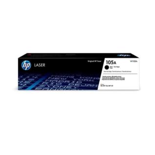 HP HP 105A Black Original Toner - for HP LaserJet MFP 137 printer (up to 1000 pages)