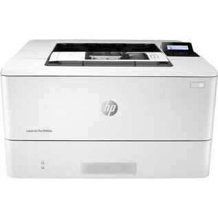 HP HP LaserJet Pro m404n monochrome laser printer, up to 40ppm, 1 year warranty - AirPrint compatible