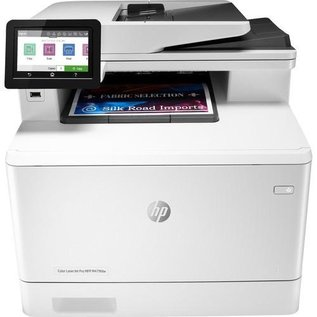 HP HP Color LaserJet Pro M479DW Multifunction Printer. AirPrint compatible. One year warranty