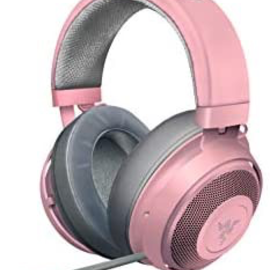 Razer Razer Kraken Multi-Platform Wired Gaming Headset Quartz Pink