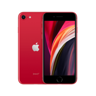 Apple Apple iPhone SE 256GB Red (Unlocked and SIM-free) - NEW PRODUCT. MAY NOT ALWAYS BE IN STOCK. BACKORDERS ALLOWED.