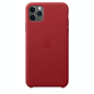 Apple Apple Leather Case for iPhone 11 Pro Max - PRODUCT Red