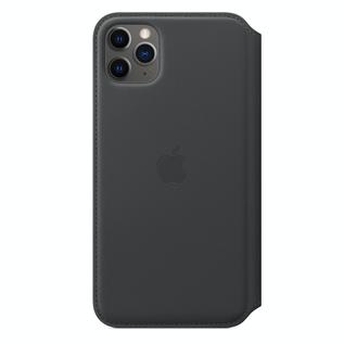 Apple Apple Leather Folio for iPhone 11 Pro Max - Black
