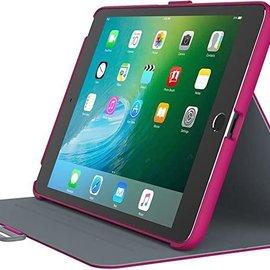 Speck Speck StyleFolio Case for iPad mini 4 - Fuchsia/Nickel Grey