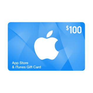 iTunes Apple iTunes US$100 Gift Code (US app and iTunes store only and non-returnable. Click here to review the terms & conditions)