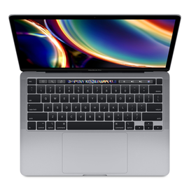 "Apple Apple MacBook Pro 13"" 2.4G QC i5 8GB 512GB - Space Gray (mid-2019) - (While Supplies Last)"