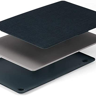 "Incase Incase Textured Hardshell with Woolenex for MacBook Air Retina 13"" (2018-2019) Heather Navy"