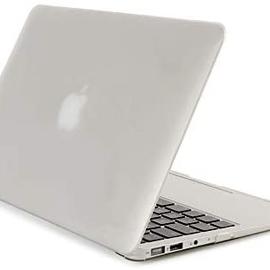 "Tucano Tucano Hardshell Nido Case for Macbook Air 13"" w/ retina display Transparent"