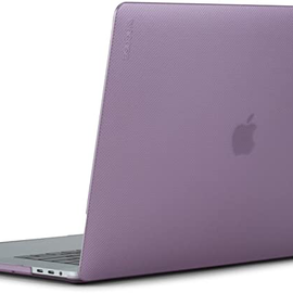 "Incase Incase Hardshell Case for Macbook Pro 15"" (Thunderbolt 3  USB-C) Mauve Orchid Dots WHILE SUPPLIES LAST"