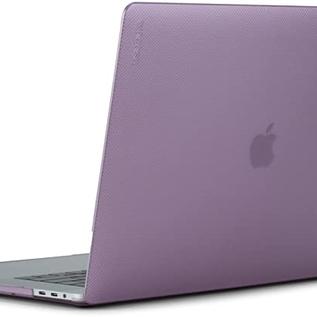 "Incase Incase Hardshell Case for Macbook Pro 15"" (Thunderbolt 3  USB-C) Mauve Orchid Dots WHILE SUPPLIES LAST"