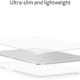 "Moshi Moshi iGlaze Case for MacBook Pro 13"" (Thunderbolt 3 USB-C) - Stealth Clear"