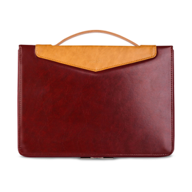 Moshi Moshi Codex Macbook 13 Protective Carrying Case Burgundy Red
