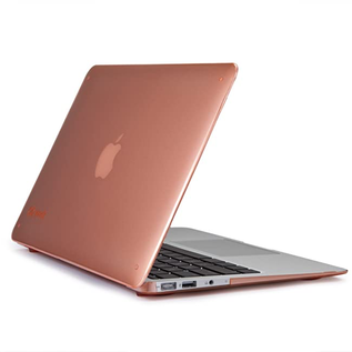 """Speck Speck SeeThru Case for Macbook Air 11"""" - Salmon Pink ALL SALES FINAL NO RETURNS OR EXCHANGES"""