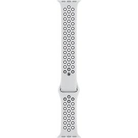 Apple Apple Watch Band 38/40mm Pure Platinum/Black Nike Sport
