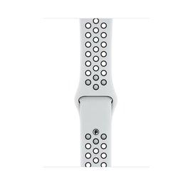 Apple Apple Watch Band 42/44mm Pure Platinum/Black Nike Sport Band