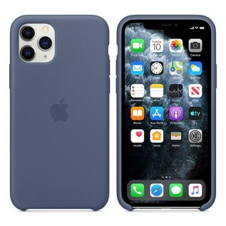 Apple Apple Silicone Case for iPhone 11 Pro - Alaskan Blue