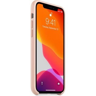 Apple Apple Silicone Case for iPhone 11 Pro - Pink Sand
