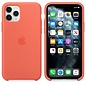 Apple Apple Silicone Case for iPhone 11 Pro - Clementine Orange