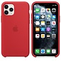 Apple Apple Silicone Case for iPhone 11 Pro - PRODUCT Red