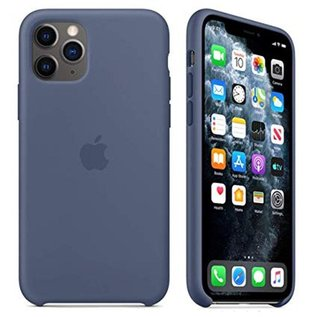 Apple Apple Silicone Case for iPhone 11 Pro Max - Alaskan Blue