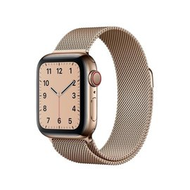 Apple Apple Watch Band 38/40mm Milanese Loop Band Gold 130-200mm (ATO)